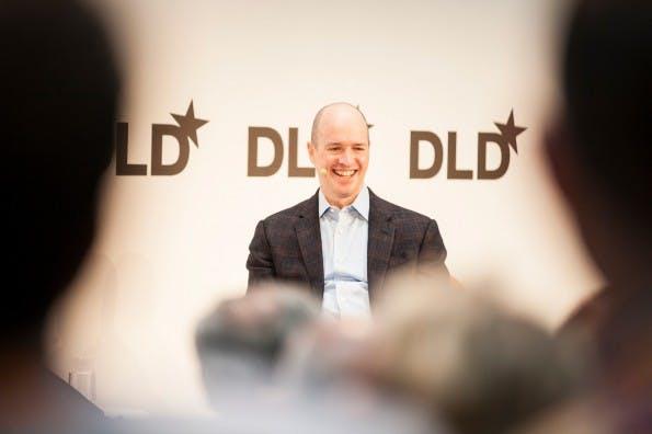 Viel Erfahrung als Gründer und CEO: Ben Horowitz gewährt auf der DLD-Konferenz Einblicke in seine Strategien. (Foto: t3n)