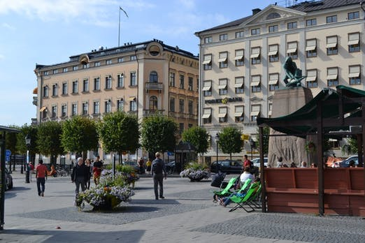 Digital Worker around the World – Leben und arbeiten in Stockholm