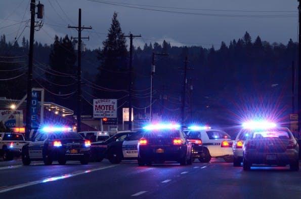 Mehr Überwachung kann auch eine gute Sache sein: Bodycams gegen Polizeigeewalt in den USA. (Foto: Shutterstock)
