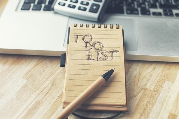 To-Do-Listen helfen dabei, den Arbeitsalltag zu strukturieren. (Foto: Shutterstock / FXQuadro)