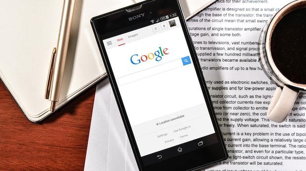 """Ist deine Website """"mobile-friendly""""? – Google steigert Druck auf Webmaster"""