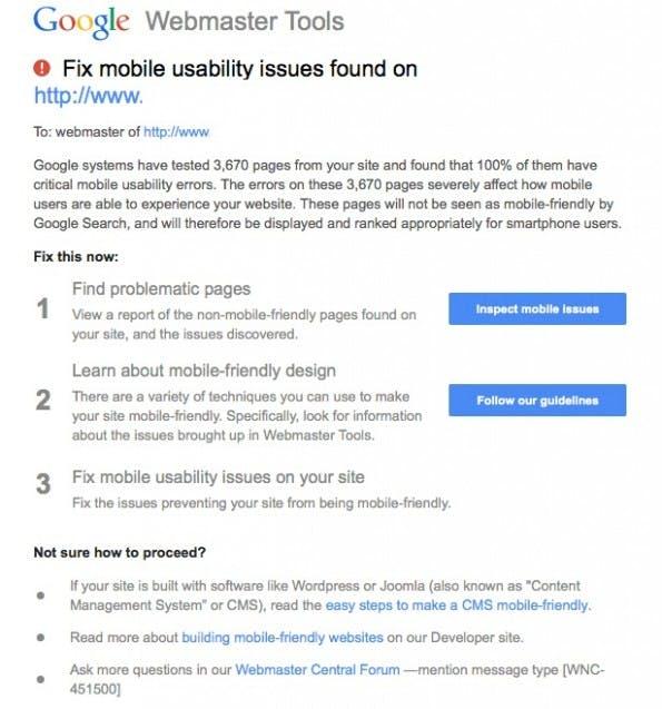 (Screenshot: Search Engine Land)