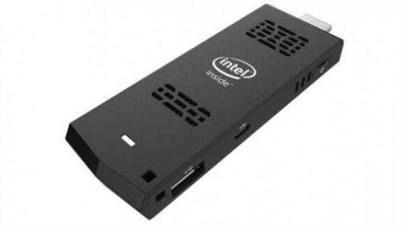 Billig-Rechner im Miniformat: Intel stellt Compute Stick vor