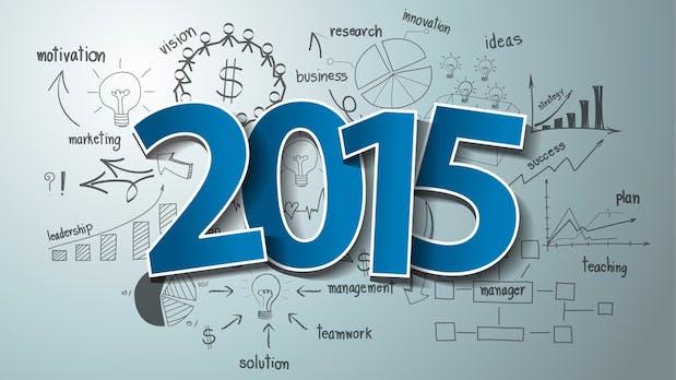 Mega-Trends 2015 – 18 Experten und ihre Prognosen fürs neue Jahr