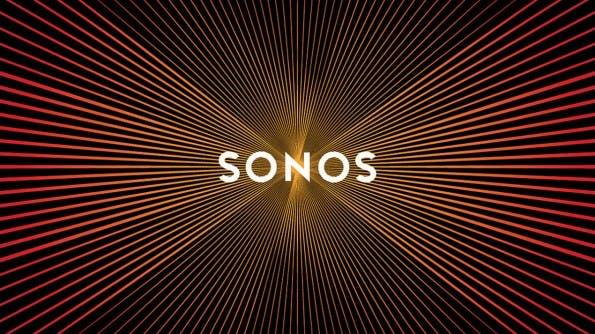 Das neue Sonos-Logo wurde mit einer optischen Täuschung zum ungeplanten Viral-Stunt. (Grafik: Sonos)