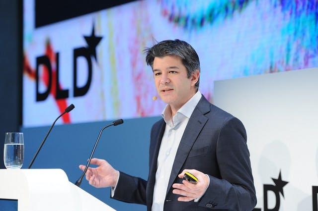 """""""Deinetwegen bin ich pleite"""": Uber-Fahrer streitet mit Uber-Chef"""