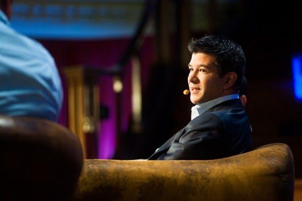 Travis Kalanicks Uber nimmt Platz 2 der wertvollsten IT-Startups der Welt ein. (Bild: Flickr-LeWeb / CC-BY 2.0)
