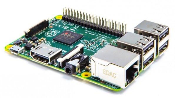 Raspberry Pi 2 Model B unterstützt jetzt auch Ubuntu und demnächst auch Windows 10. (Foto: Raspberry Pi Foundation)