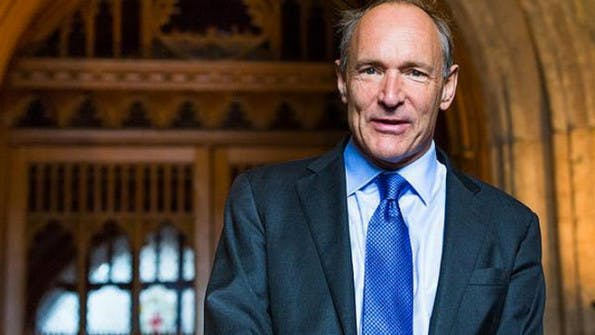 Tim Berners-Lee legte 1989 den Grundstein für das World Wide Web. (Bild: Paul Clarke / CC BY-SA 4.0)