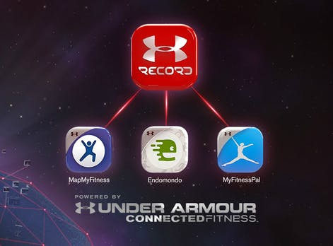 Eine halbe Milliarde Dollar für Millionen Nutzerdaten: Under Armour kauft zwei Fitness-Apps