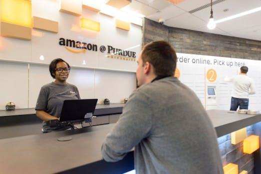 Amazon eröffnet seine erste Filiale: Hintergründe und Zukunftsausblick