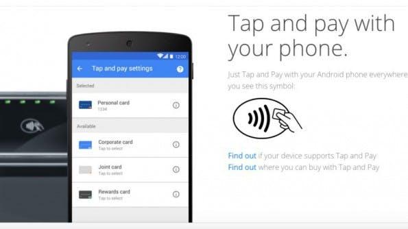 Google Wallet soll künftig ebenfalls das Android Pay-System verwenden. (Bild: Google)