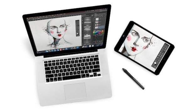 AstroPad verwandelt dein iPad in ein vollwertiges Grafiktablett