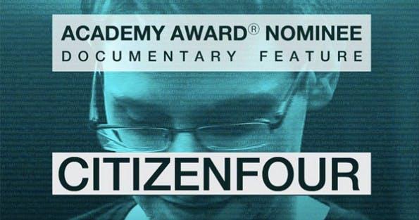 Der Dokumentarfilm Citizenfour gewann den Oscar 2015. (Grafik: Praxis Films)