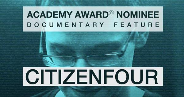 Citizenfour: Oscar-gekrönte Snowden-Dokumentation kostenlos im Netz