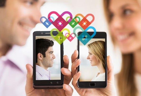Dating-Apps: Sicherheitsexperten warnen vor Sicherheitsrisiken beim Online-Flirt. (Foto: IBM)