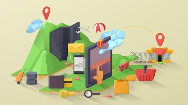 4 erfolgreiche Geschäftsmodelle für den E-Commerce: Welcher Typ bist du?