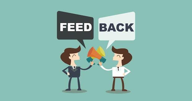 Die hohe Kunst des Feedbacks: So gibst du deinen Kollegen bessere Rückmeldungen