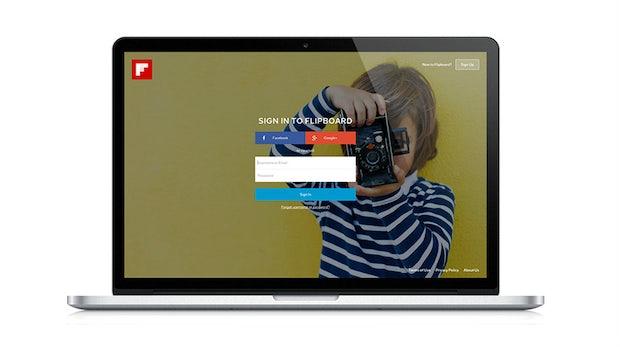 Flipboard fürs Web ist da: So schön werden Magazine im Browser