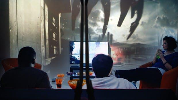Virtual Reality ohne Brille: Immersis macht jeden Raum zum Holodeck
