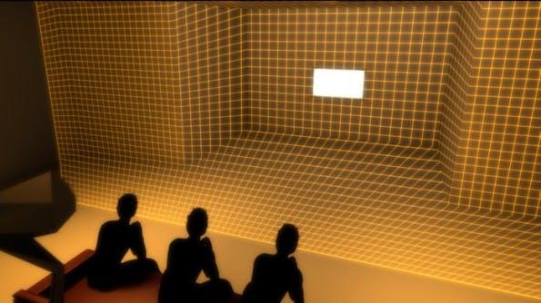 Immersis soll euch ohne Brille in virtuelle Welten transportieren. (Grafik: Immersis)