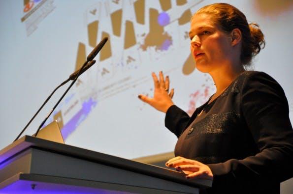 Innosabi-Gründerin Catharina van Delden. (Foto: Innosabi)