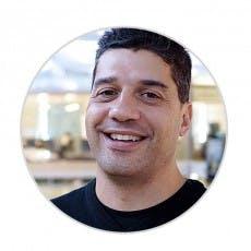 Jeff Diana, Personalchef bei Atlassian mit 1.200 Mitarbeitern.