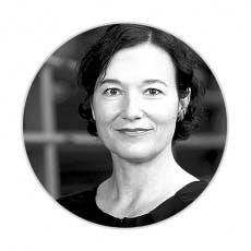 Sirka Laudon leitet die Personalentwicklung bei der Axel Springer SE.