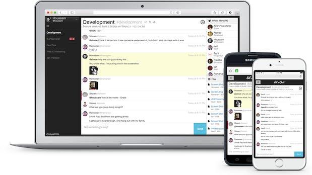 Quelloffene Slack-Alternative: Das kann Let's Chat