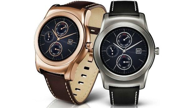 Watch Urbane: Neue LG Smartwatch sieht aus wie eine richtige Uhr