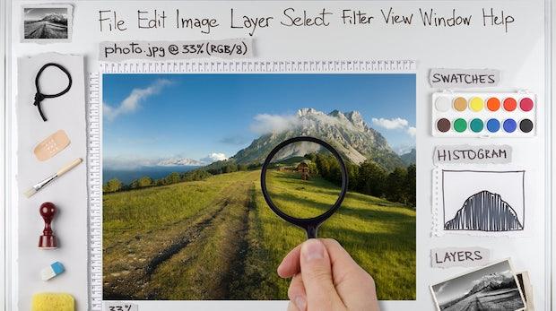 Photoshop für Anfänger: Diese 7 Cheat-Sheets erleichtern dir den Einstieg