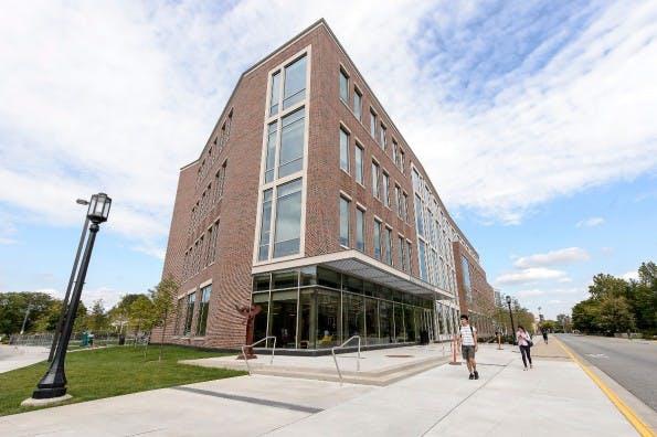 Krach Leadership Center.(Purdue University photo/Charles Jischke)