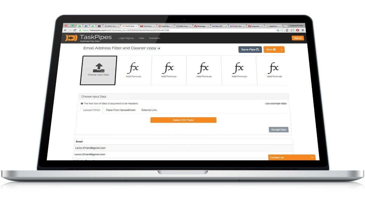 IFTTT für die Datenverarbeitung: Das kann TaskPipes