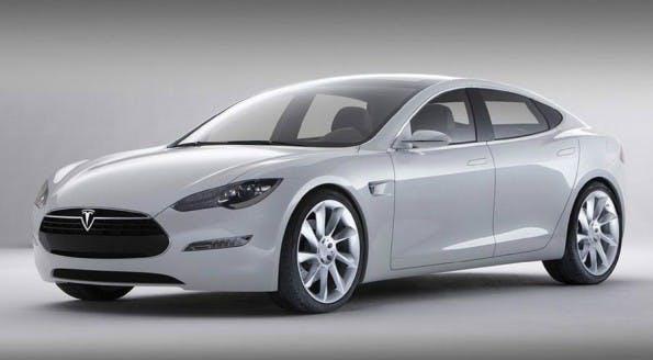Apple zeigt sich offenbar beeindruckt vom Design und Erfolg der Tesla-Marke: Für sein eigenes Auto versucht Apple zahlreiche Tesla-Mitarbeiter abzuwerben. (Foto: Tesla)