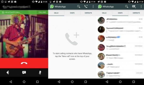 WhatsApp Calls: So soll Telefonieren via WhatsApp aussehen. (Screenshot: reddit.com/pradnesh07)