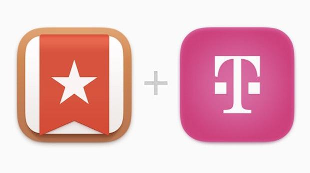 Wunderlist Pro: 12 Monate kostenlos für T-Mobile-Kunden