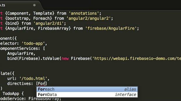Google und Microsoft arbeiten zusammen: AngularJS 2.0 setzt auf TypeScript