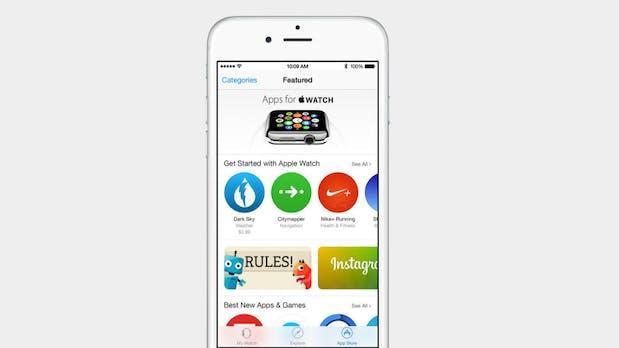 iOS 8.2: Neue Fitnessfunktionen zum Start der Apple Watch