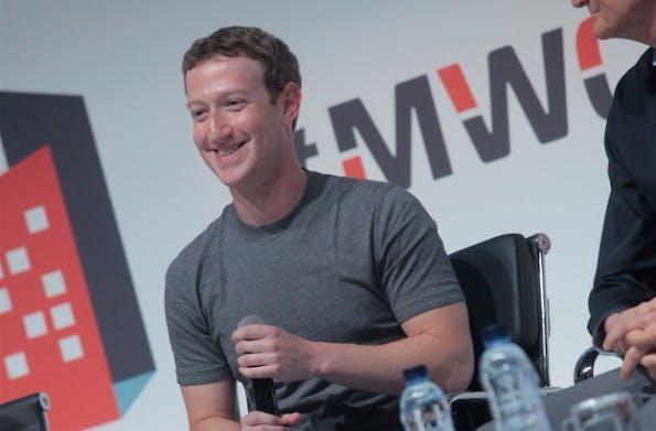 """Mark Zuckerberg über das Arbeiten bei Facebook: """"Wir sind kein Unternehmen für jeden!"""" (Bild: Mobile World Congress Barcelona)"""