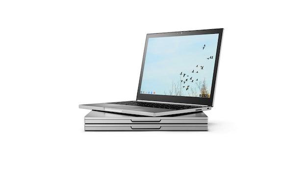 Das letzte Chromebook Pixel wurde 2015 vorgestellt. (Bild: Google)