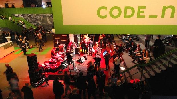 """The Internet Of Things Is As Easy As Chocolate"": relayr gewinnt den CODE_n-Wettbewerb auf der CeBIT"