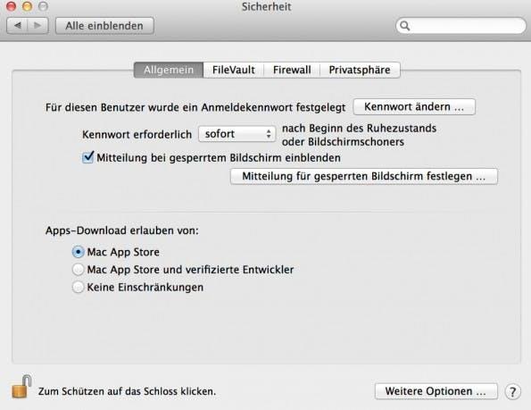 Kevin Mitnick empfiehlt Macbook-Nutzern, nur auf Apple-geprüfte Software zu setzen. (Screenshot: t3n)