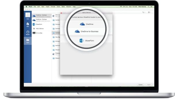 Office 2016 für OS X: Preview steht zum kostenlosen Download bereit