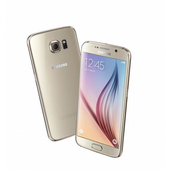 Das neue Samsung Galaxy S6: Endlich aus Glas und Aluminium – Bye Bye Plastik. (Bild: Samsung)