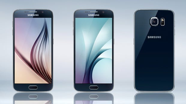 Endlich schick: Das ist das neue Samsung Galaxy S6 aus Alu und Glas