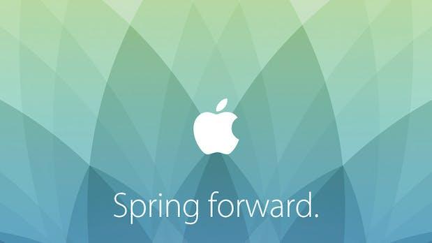 Stream und Liveticker zum Apple-Event: So seid ihr beim Release der Apple Watch dabei