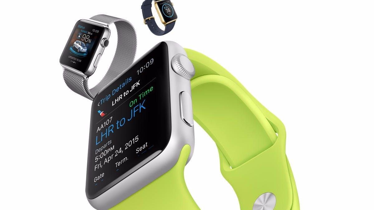 Twitter, Evernote, Wunderlist & Co.: So sehen die ersten Apps für die Apple Watch aus