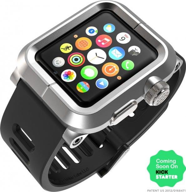 Apple Watch: Auch die Macher von Epik setzen auf Crowdfunding. (Grafik: Epik)