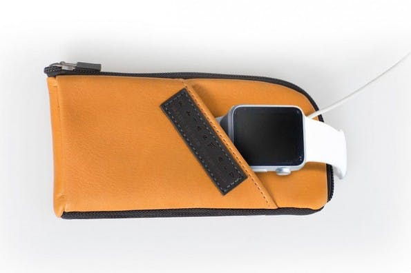 Time Travel Case: Tasche für Apple Watch und Zubehör. (Foto: Waterfield)