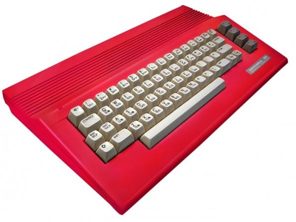 Commodore 64 II: Das Gehäuse gibt es in drei verschiedenen Farben. (Grafik: Dallas Moore / Kickstarter)